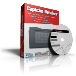 Captcha Breaker website submission captcha solver software